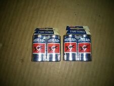NOS Vintage 1970s Eveready Flashlight Transistor Batteries Size C  Movie Prop