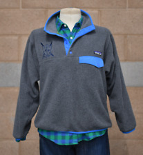 preowned  Patagonia  xSmall Snap T Pull over  Classic Fleece Synchilla