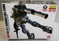 Bandai 1/100 Aape RX-78-2 Gundam GRN-CAMO Ver.3.0 MG model kit 1:100 Bathing Ape