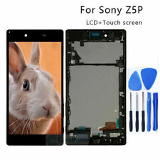 Black For Sony Xperia Z5 Premium E6853 E6833 LCD Display Touch Screen Assembly F