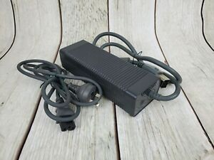 XBOX 360 High amp 203W 12V 16.5A Genuine Power Supply Brick Cable Cord AC Works