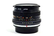 Tokina 28mm f/2.8 Manual Focus Lens for PENTAX PK Mount