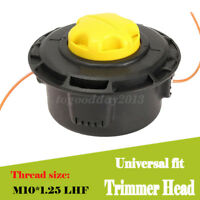 Universal Weed Trimmer Head String Bump Head  Twister Line for Toro Ryobi Reel