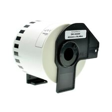 ETICHETTE COMPATIBILI DK44205 DK-44205 BIANCO 62mmX30.48m per Brother P-Touch QL