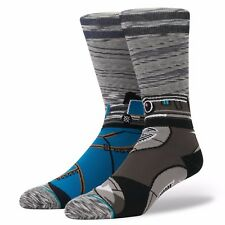 STANCE MENS STAR WARS SOCKS.NEW ASTROMECH DROID LONG CREW SIZE LARGE UK 8.5-11.5