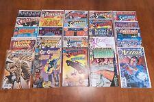 Lot of 50 DC Comics- Superman, Batman, Flash, Green Lantern, Catwoman, Supergirl