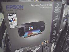 Epson XP-630 Multifunzione Wi-Fi stampa su CD e DVD NUOVA imballo poco rovinato