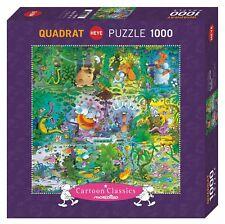 Heye 29799 Mordillo Cartoon Classics Wildlife 1000 teile Puzzle
