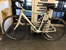 "Marin Ravenna  Road Bike 21"" (White, and green ) ""Local  Pick Up"