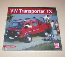 VW T3 Bus Bulli  - VW Transporter T3 - Schrader Typen Chronik!