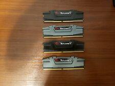 G.SKILL Ripjaws V Series 32GB (4 x 8GB) 288-Pin DDR4 SDRAM DDR4 3200 RAM