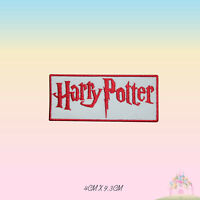Harry Potter Super Hero Movie Comics Embroidered Iron On Patch Sew On Badge