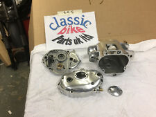 BSA A10 A7 B33 31 POLISHED GEARBOX CASING  RGS ROCKET GOLD FLASH STAR  PROJECT