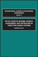 The IEA Study of Reading Literacy: Achievement and Instruction in Thirty-Two Sc
