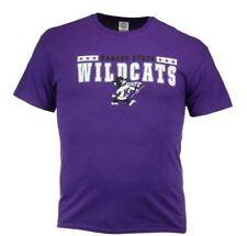 Kansas State Wildcats Ncaa Identity Icon Sport T-Shirt Xl