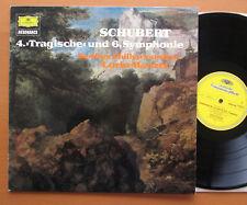 DG 2535 128 Schubert Symphony no. 4 & 6 Lorin Maazel Berlin Philharmonic EX/NM