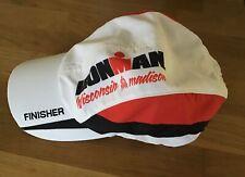 Ironman Triathlon Finisher Madison Wisconsin Cycling Running Hat Cap New