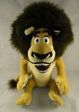 Madagascar Movie-Alex The Lion Morbido Peluche Giocattolo-Dreamworks