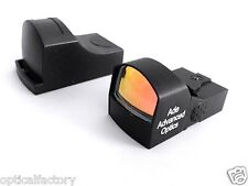 Ade Optics Digital Compact MINI Micro Crusader Red Dot Reflex Sight Pistol