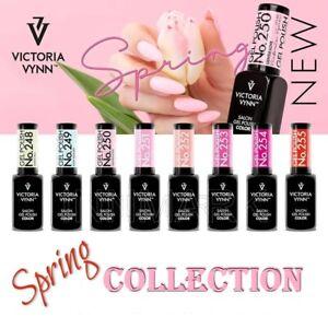 Victoria Vynn GEL POLISH Spring Collection Gel Nails Hybrid & Soak Off UV/LED