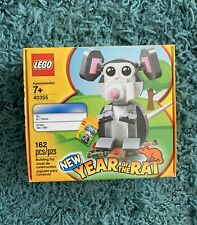 Lego Year of the Rat II GWP 40355 II Perfect Condition!