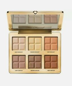 NEW IN BOX- Too Faced Cocoa Contour Palette Powder