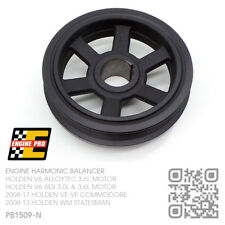ENGINE PRO HARMONIC BALANCER LF1/LFW V6 SIDI 3.0L [HOLDEN VE-VF COMMODORE/UTE]