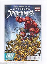 Avenging Spider-Man #2 Red Hulk