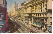 ag(D) San Francisco, CA: Market Street