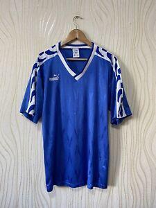 PUMA 80s 90s FOOTBALL SHIRT SOCCER JERSEY