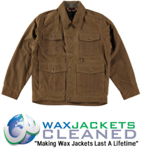 Clean & Rewaxing Service for Filson Wax Jackets All Makes All Sizes / Colours