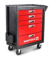 Servante d Atelier 5 Tiroirs + 1 Accessoires -RC5T-ACC- MOVITOOLS- 5411074174347