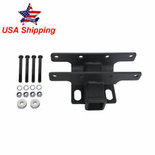 2'' Inch Towing Rear Trailer Receiver Hitch For 07-18 Jeep Wrangler JK 2/4Door