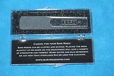 Bari Original Series Synthetic Tenor Sax Reed, Hard, 4.0-4.5, BRTSH