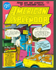 American Splendor #11 VF/NM  hard to find underground comic Harvey Pekar MBX1
