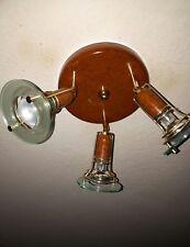 Plafonnier 3 ampoules E14 Lampe Suspension Lustre Lampe