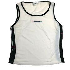 Lbh - Womans Large multi-color Active Wear Tennis Shirt Tank Top
