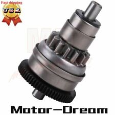 Motor Starter Clutch Gear For Gy6 49cc 50cc 4-stroke 139Qmb Scooter Moped Atv Us