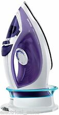 Philips GC2086/30 EasySpeed Plus Cordless Steam Iron Compact Smart Charging Base
