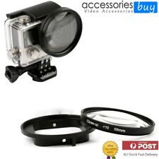 Gopro accessories 52mm Close Up Lens For Go pro Hero 3+/4