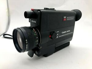 【ALL Works 】 CANON 310XL Super 8 8mm Movie Film Camera 8.5-25.5mm F/1 From Japan
