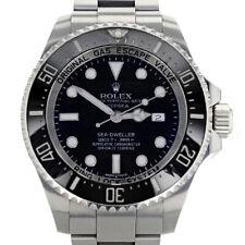 Rolex Sea-Dweller Deepsea Men's Black Watch - 116660