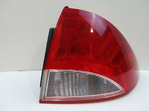 2010-2011 Mercury Milan Tail light Assembly right passenger side used Oem nice