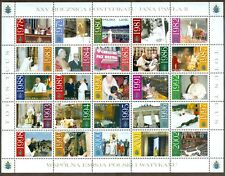 Poland  2003 Joint Issue with Vatican: John Paul II 25th Anniv. Sheet MNH
