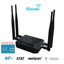 Cioswi 4G LTE Home WIFI Router Wireless Modem MT7620A For ATT T-Mobile Sim Card