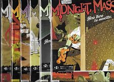 MIDNIGHT MASS. HERE THERE BE MONSTERS #1-#6 SET (NM-) DC VERTIGO
