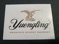 "YUENGLING BREWERY EAGLE LOGO STICKER decal craft beer brewing 4"" x 2.3"""