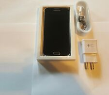 Samsung Galaxy S6 (G920V) Black - 32GB (Verizon) Unlocked - Excellent