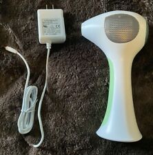 Tria Beauty 4X Hair Removal Laser for Women, White with Green