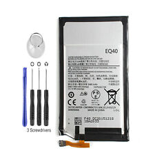 Eq40 Battery 3900mAh Cell Phone Replacement For Motorola Moto Droid Turbo Xt1254